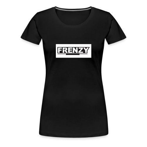 Frenzy - Women's Premium T-Shirt