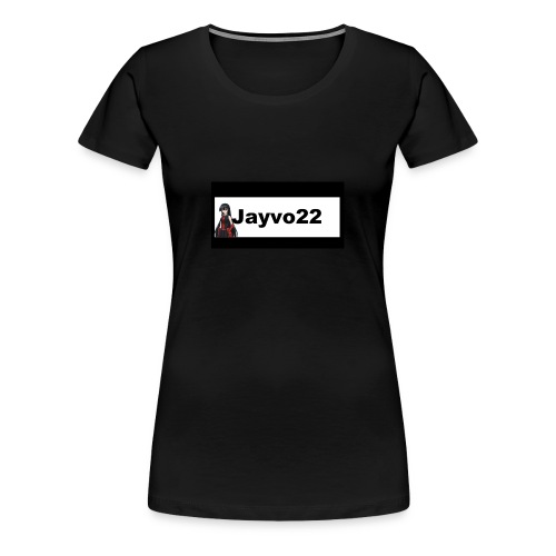 Jayvo22 logo - Women's Premium T-Shirt