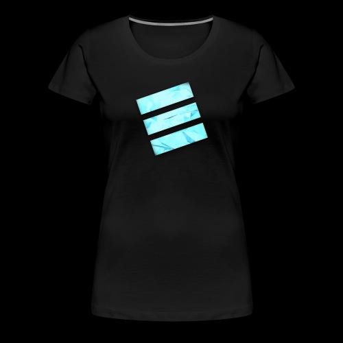Durene logo - Women's Premium T-Shirt