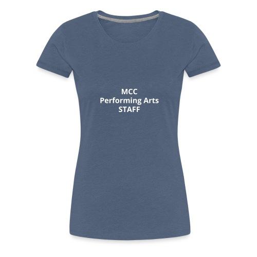 MCC PA STAFF - Women's Premium T-Shirt