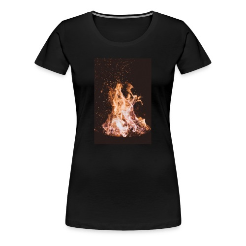 Fire! - Women's Premium T-Shirt