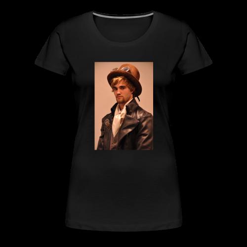 Alyx Heater Steampunk 2 - Women's Premium T-Shirt