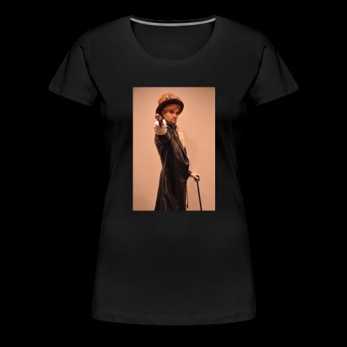 Alyx Heater Steampunk 1 - Women's Premium T-Shirt