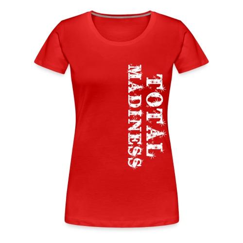madinesswhite - Women's Premium T-Shirt