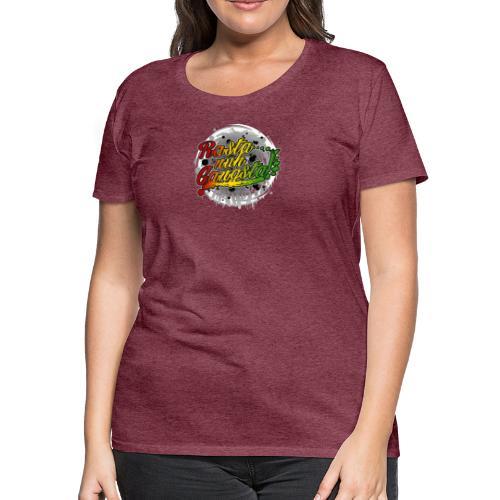 Rasta nuh Gangsta - Women's Premium T-Shirt
