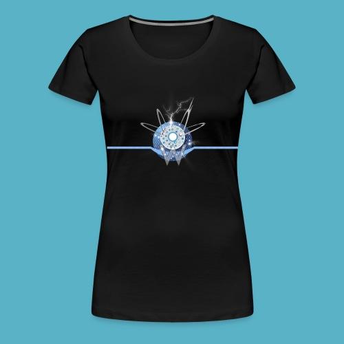 Blue Sun - Women's Premium T-Shirt