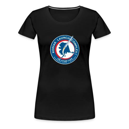 KLC logo circle - Women's Premium T-Shirt