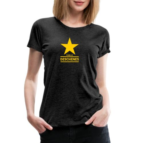 Deschenes - Women's Premium T-Shirt