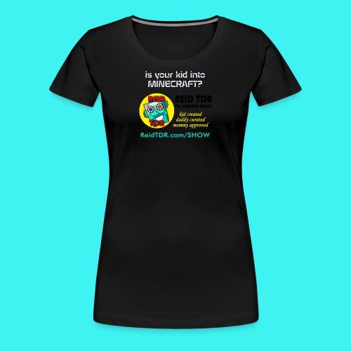 TDR Family Red TShirt - Women's Premium T-Shirt