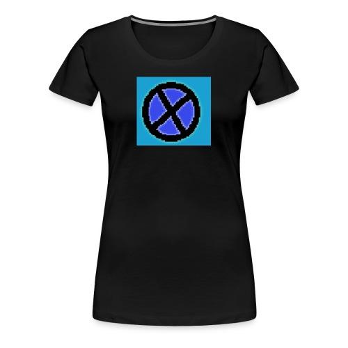 Xaviergamer symbol - Women's Premium T-Shirt