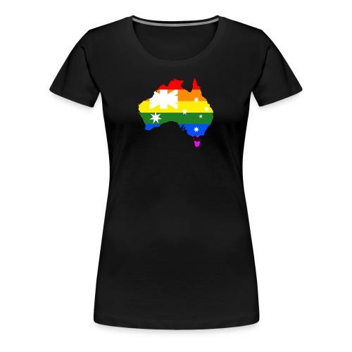 VOTE AUSTRALIA - Women's Premium T-Shirt