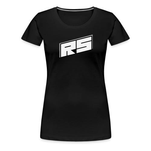 Rollerstar Logo Women's - Women's Premium T-Shirt