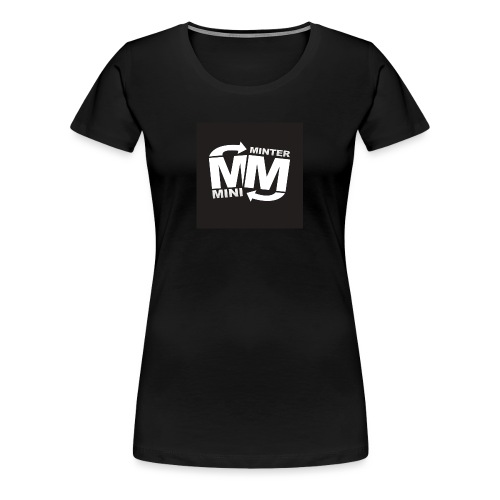 Miniminter merchandise - Women's Premium T-Shirt