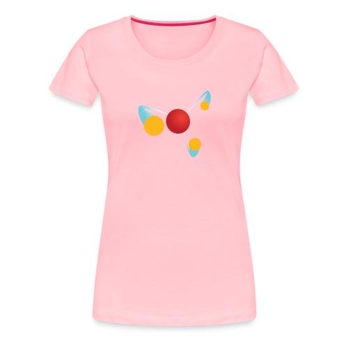 Atom - Women's Premium T-Shirt