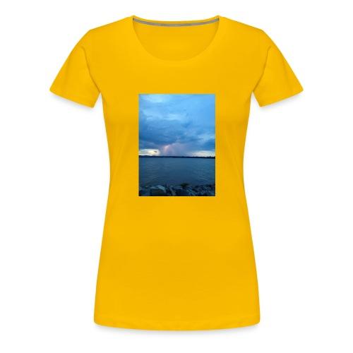Storm Fall - Women's Premium T-Shirt