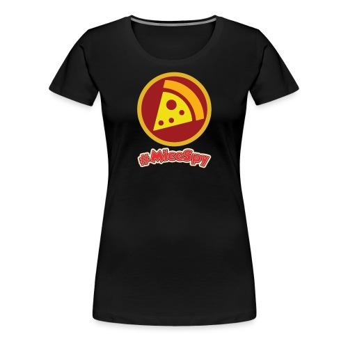 Pizza Port Explorer Badge - Women's Premium T-Shirt