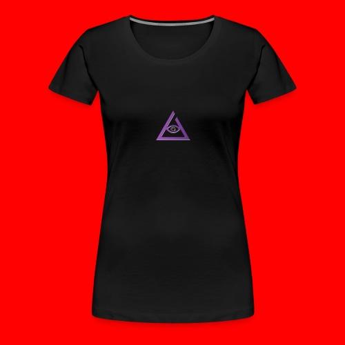 keyzzi tie-die t-shirt - Women's Premium T-Shirt