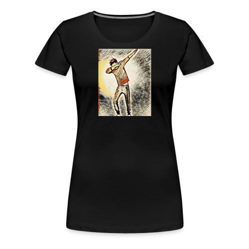 Dab Shirt - Women's Premium T-Shirt