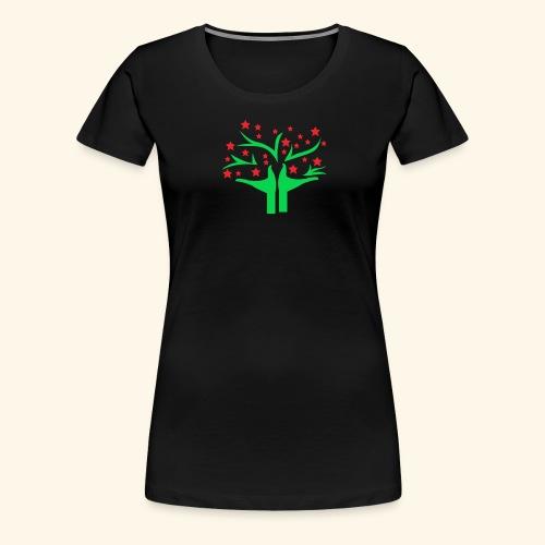 Be free - Women's Premium T-Shirt