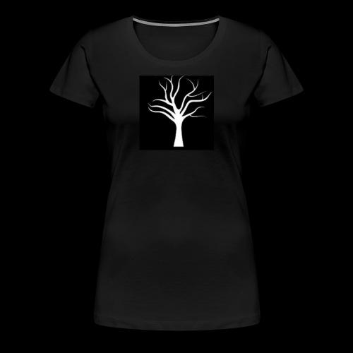 PW Logo - Women's Premium T-Shirt
