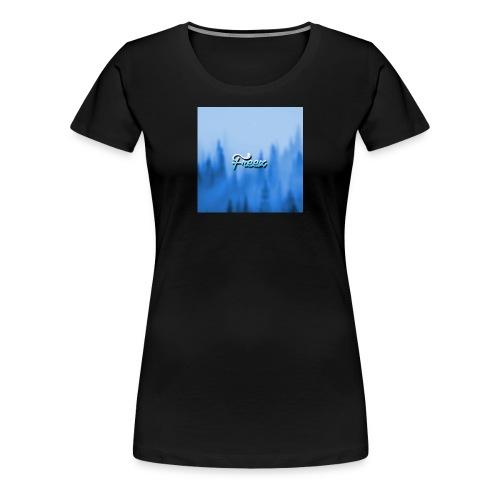iMrFreez - Women's Premium T-Shirt
