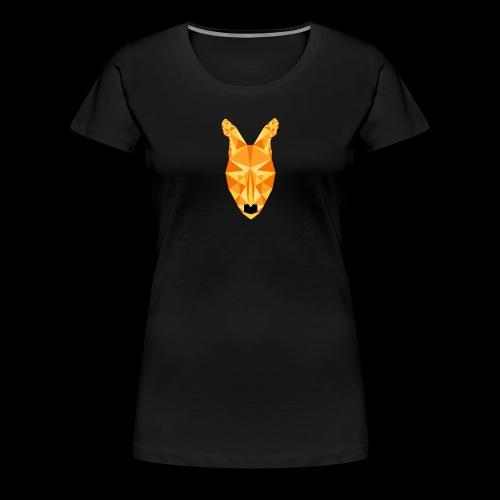 Kangaroozoo1 Logo - Women's Premium T-Shirt