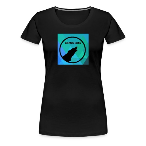 Logo TO Merch - Women's Premium T-Shirt