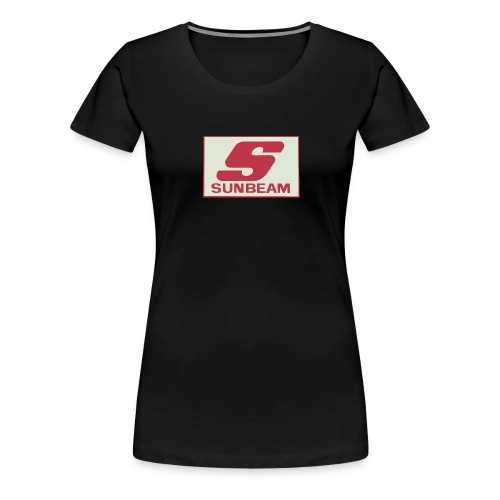 sunbeam logo spreadshirt png - Women's Premium T-Shirt