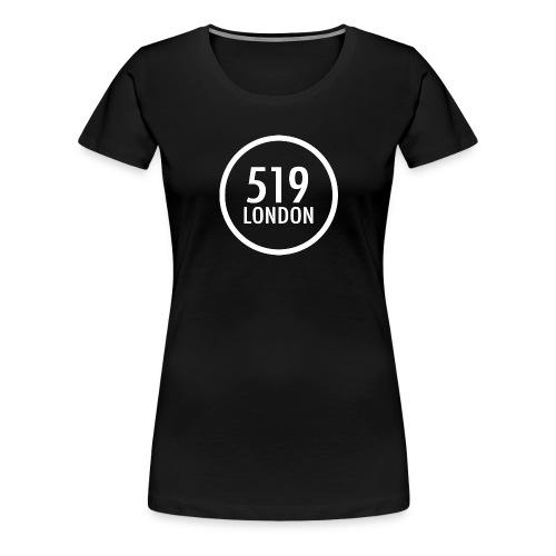 519 London - Women's Premium T-Shirt