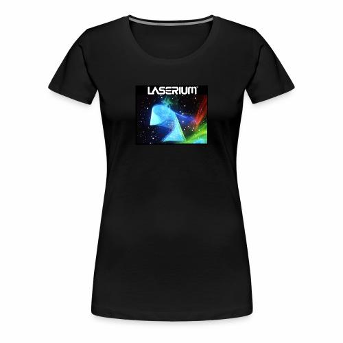 LASERIUM Laser spiral - Women's Premium T-Shirt