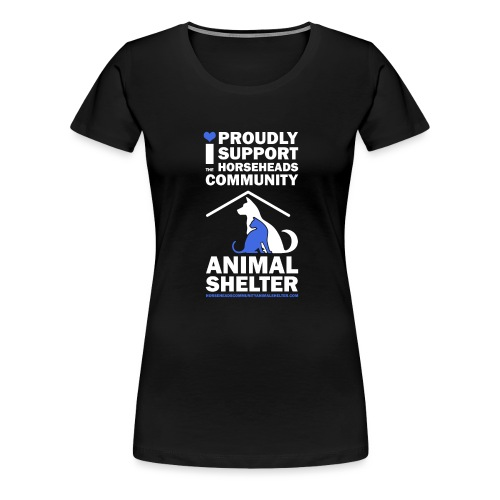iSUPPORT - Women's Premium T-Shirt