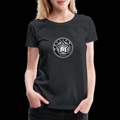 logo section51 NB - Women's Premium T-Shirt