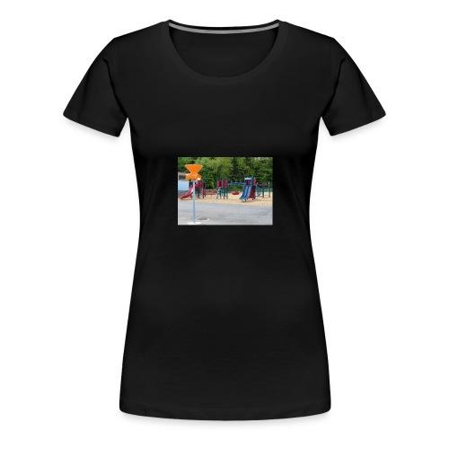 Cougar Canyon - Women's Premium T-Shirt