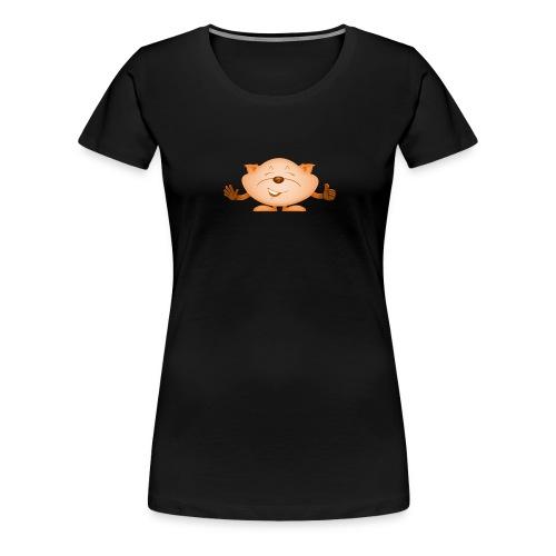 Jinji - Women's Premium T-Shirt