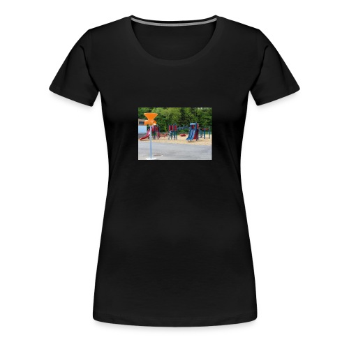 Cougar Canyon - Women's Premium T-Shirt