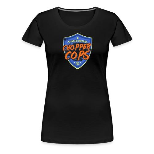 Chopper Cops - Women's Premium T-Shirt
