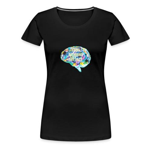 brain fact - Women's Premium T-Shirt