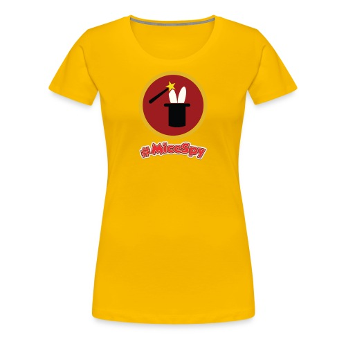 Magic Shop Explorer Badge - Women's Premium T-Shirt
