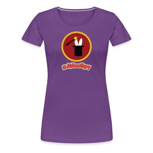 Magic Shop Explorer Badge - Women's Premium T-Shirt