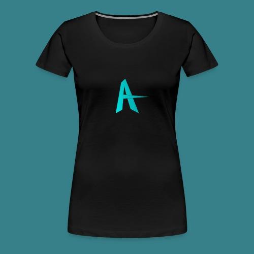 Audrew WaterBottle - Women's Premium T-Shirt