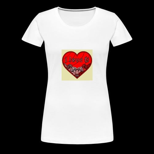 DE1E64A8 C967 4E5E 8036 9769DB23ADDC - Women's Premium T-Shirt