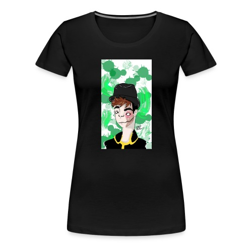 Deceit Sanders - Women's Premium T-Shirt
