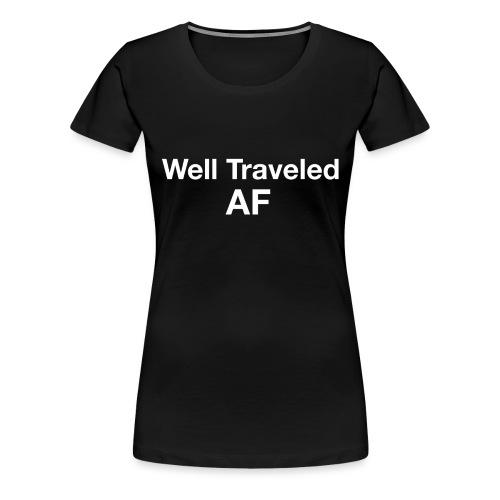 7C1615D6-DEC7-4E2B-9AD6-9 - Women's Premium T-Shirt