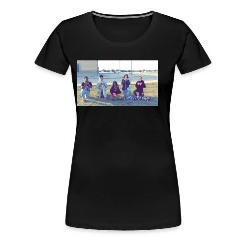 OG Crime Gang 2016 - Women's Premium T-Shirt