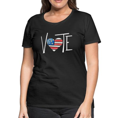 VOTE - Women's Premium T-Shirt