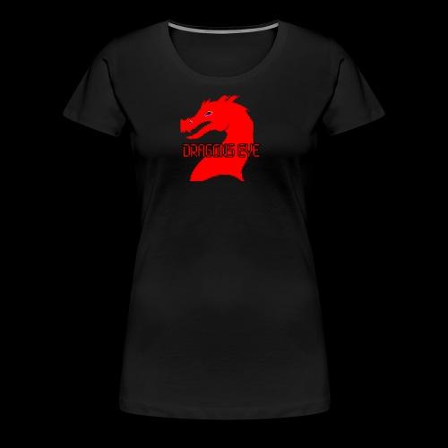 Dragon's Eye 8 Bit Collection - Women's Premium T-Shirt