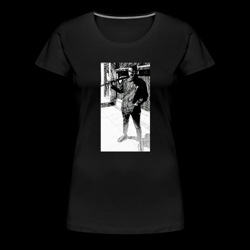 Rico San - Women's Premium T-Shirt