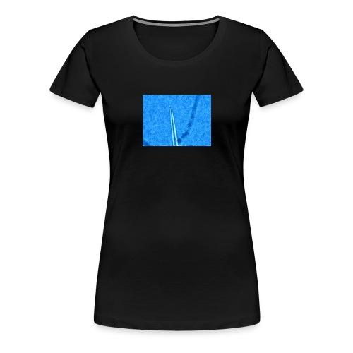 reach for the sky - Women's Premium T-Shirt
