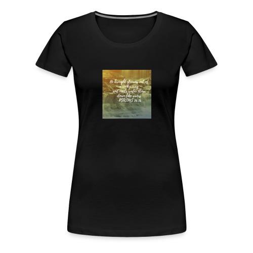 psalms 76:76 - Women's Premium T-Shirt