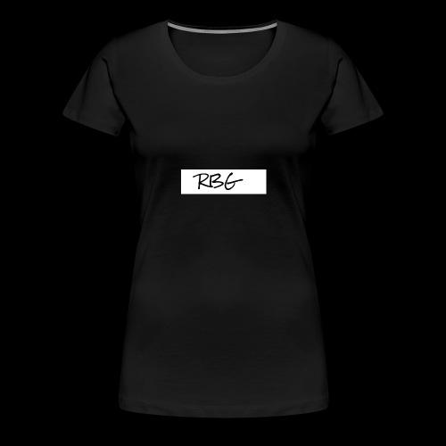RBG - Women's Premium T-Shirt